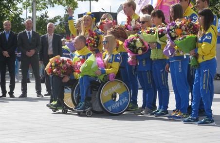 Харківські тренери і спортсмени-олімпійці та паралімпійці отримали ордени