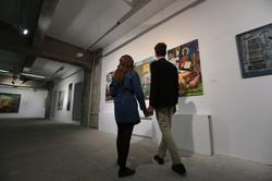 ПогранКульт: ГаліціяКульт - у ЄрміловЦентрі триває виставка мистецтва Галичини