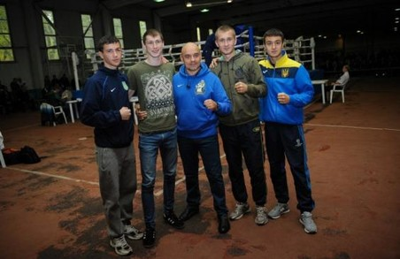 Харківські боксери привезли шість медалей з чемпіонату України