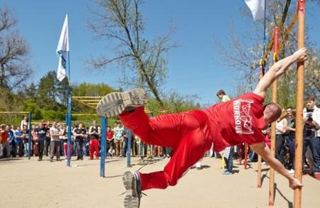 Харків'яни дивитимуться на чудеса людського тіла: у парку Горького пройдуть змагання з воркауту