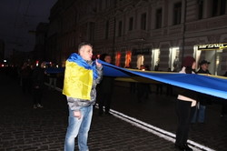 У Харкові ходою відзначили День захисника України