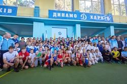 Легкоатлетичний манеж та велотрек «Динамо» у Харкові відремонтували за 11 млн грн