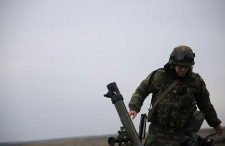 У зоні АТО продовжуються провокації: стріляють на Луганському та Маріупольському напрямах