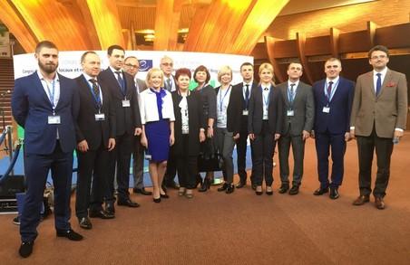 Децентралізація та питання протидії російській агресії: що українська делегаця обговорює на Конгресі місцевих та регіональних влад Ради Європи