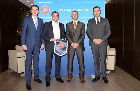 Коли до Харкова повернеться міжнародний футбол - коментар президента ФФУ