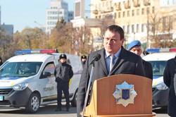 Консультативна місія ЄС привезла харківській поліціії планшети та відеореєстратори