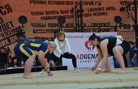 Харківські сумоїсти – найсильніші в Україні