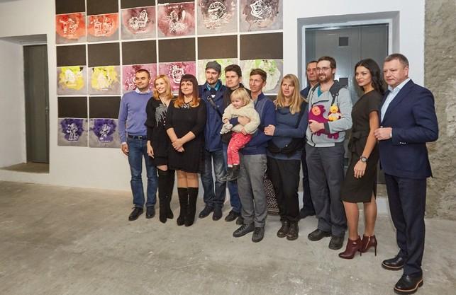 «Килим. Сучасні українські митці»: у ЄрміловЦентрі відкрилася виставка актуального українського мистецтва