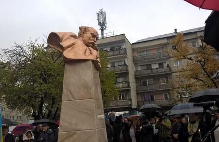 У Румунії з'явився пам'ятник Тарасу Шевченку
