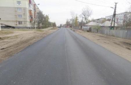 Користуватися дорогою Безлюдівка-Хорошево стало простіше: відремонтовано ділянку траси