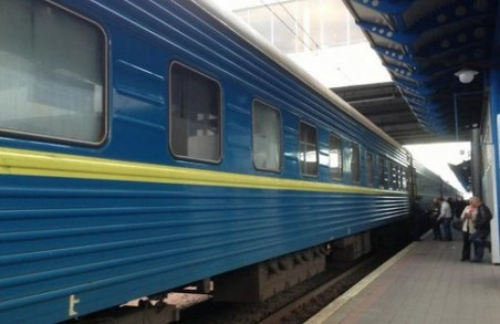 З Харкова до Полтави поїде новий потяг