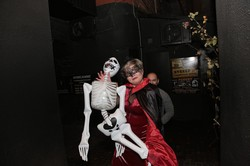 У Харкові відзначили Хеллоуін у форматі «Нічного Дозору»