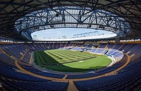 У листопаді в Харкові двічі буде великий футбол