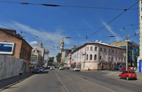 У центрі Харкова закривається рух транспорту