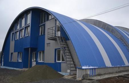 У 2016 році в Первомайському завершать будівництво фізкультурно-оздоровчого комплексу