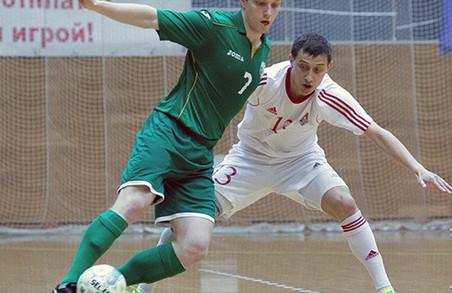 Харківський «Локомотив» обіграв львівську «Енергію» у міні-футбол