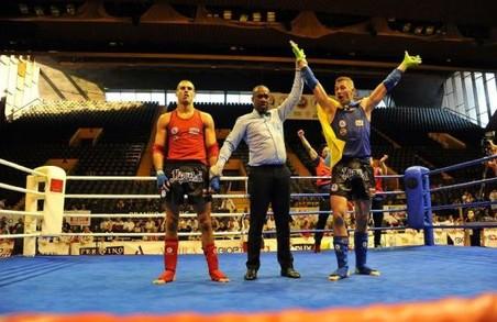 Харків'янин став чемпіоном Європи з таїландського боксу