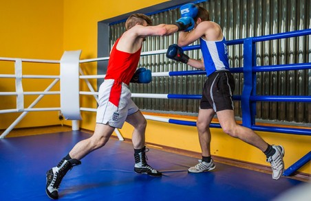 Харків'ян безкоштовно навчать боксувати