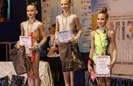 Вихованка Школи Дерюгіних Вікторія Денисенко стала чемпіонкою України