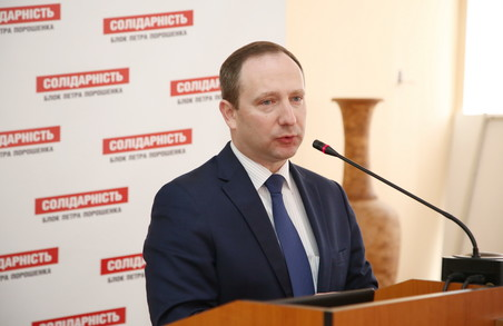На сьогоднішній день я не бачу альтернативи партії Президента - Ігор Райнін