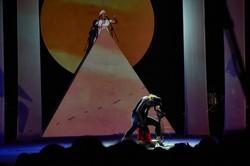"""""""Таємні коди"""" групи """"Шана"""": магічне поєднання музики, пластики і танцю на сцені театру Шевченка"""