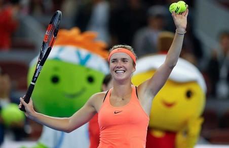 Харків'янка стала першою українкою, яка посіла в рейтингу WTA 14 місце