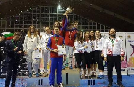 Харківська спортсменка завоювала медалі на міжнародних змаганнях