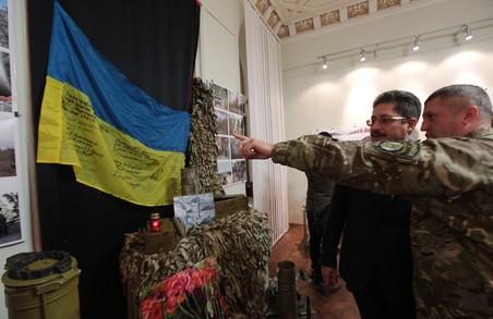 У Харкові вирішують, який пам`ятник з`явиться у сквері Захисників України