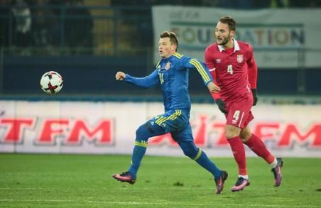 Україна – Сербія: 2:0. Розбір польотів