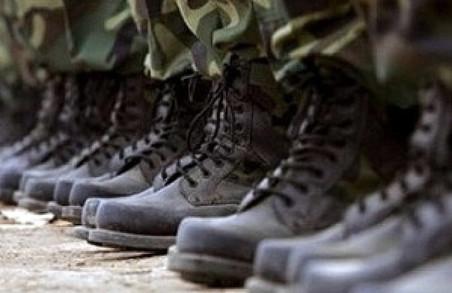 Харківщина відправила до армії вже 718 строковиків