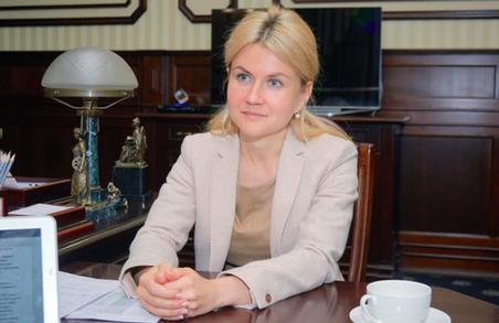 Юлія Світлична стала державним службовцем третього рангу