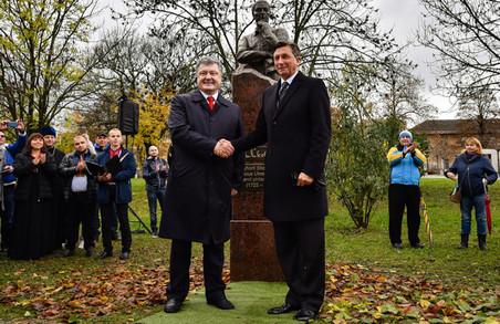Харківський скульптор створив пам`ятник Сковороді у Любляні