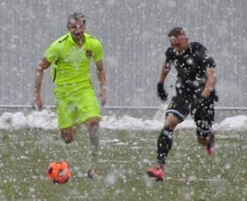 Харківський футбольний клуб зіграв внічию у Краматорську