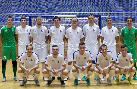 «Локомотив» завершив перше коло футзальної «Екстра-Ліги» на 2 місці