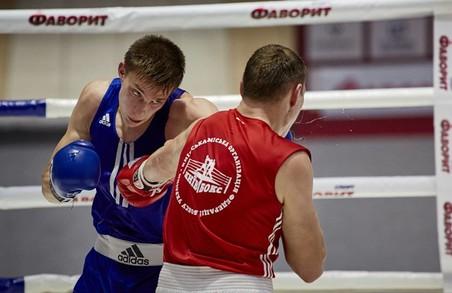 Кращих боксерів України вибрали у Харкові (ФОТО)