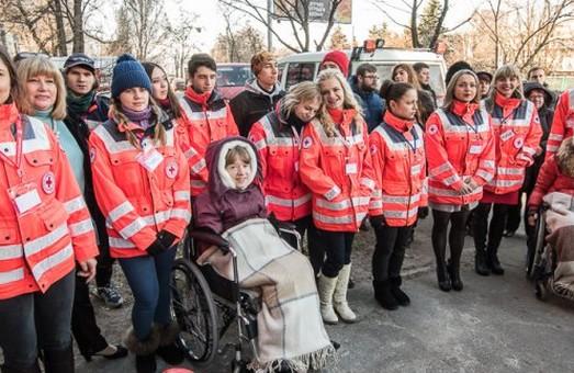 У Харкові з'явився молодіжний центр Червоного Хреста