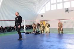"""Відкриття вовчанського осередку """"Східного Корпусу"""": фото"""