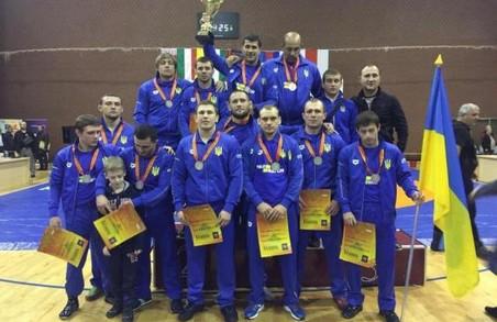 Харківський борець здобув «срібло» Кубку європейських націй
