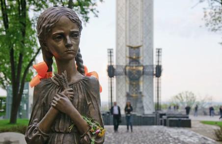 Нащадки організаторів Голодомору мають знати, що ми не здаємося ніколи - Світлична