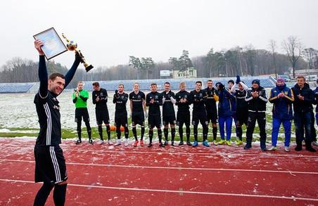 «Соллі Плюс» перемагає у фіналі Кубку Харківщини з футболу