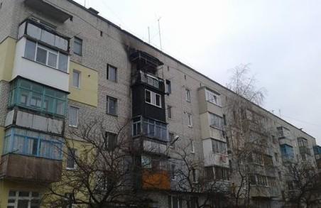 На вул.Танкопія горіла п'ятиповерхівка: є загиблі