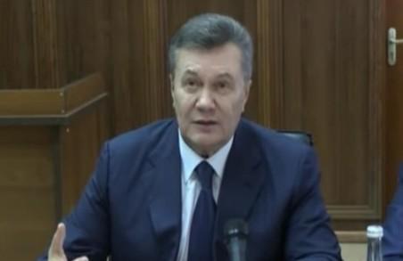Сьогодні - друга спроба допитати Януковича