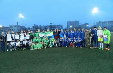 Харківська команда «Булат» візьме участь у фіналі футбольної ліги учасників АТО