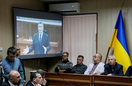 Допит Януковича: «Якби я залишився, то така війна, як на Донбасі, почалася б по всій Україні» (ВІДЕО)
