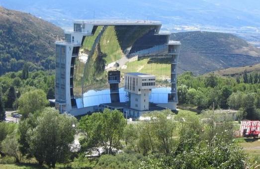 Харківські інженери сконструювали унікальну сонячну електростанцію