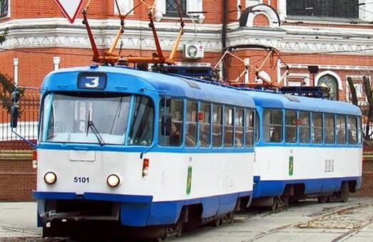 Три трамваї у Харкові тимчасово змінять свої маршрути