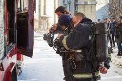 Під час «пожежі» на «Укртелекомі» евакуювали 600 людей (ФОТО)