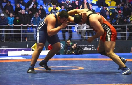У Харкові стартував Кубок світу з вільної боротьби (ФОТО)