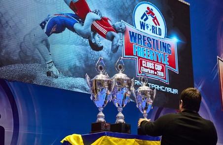 Харківська команда стала бронзовим призером на Кубку світу з вільної боротьби