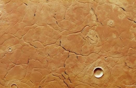 На Марсі побачили загадковий лабіринт